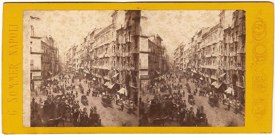 Napoli, per tanti anni importante Capitale europea, affossata dopo l'unità d'Italia