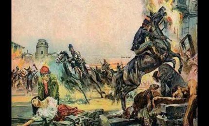 """Napoli, Sud e Sicilia 1862: """"Migliaia di persone passate per le armi... per comando di un semplice capitano, luogotenente..."""""""