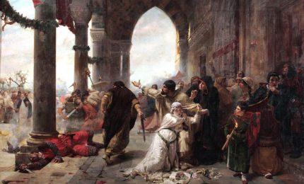 30 marzo 1282: la Rivolta dei Vespri siciliani/ Storia della Sicilia del professore Massimo Costa 18