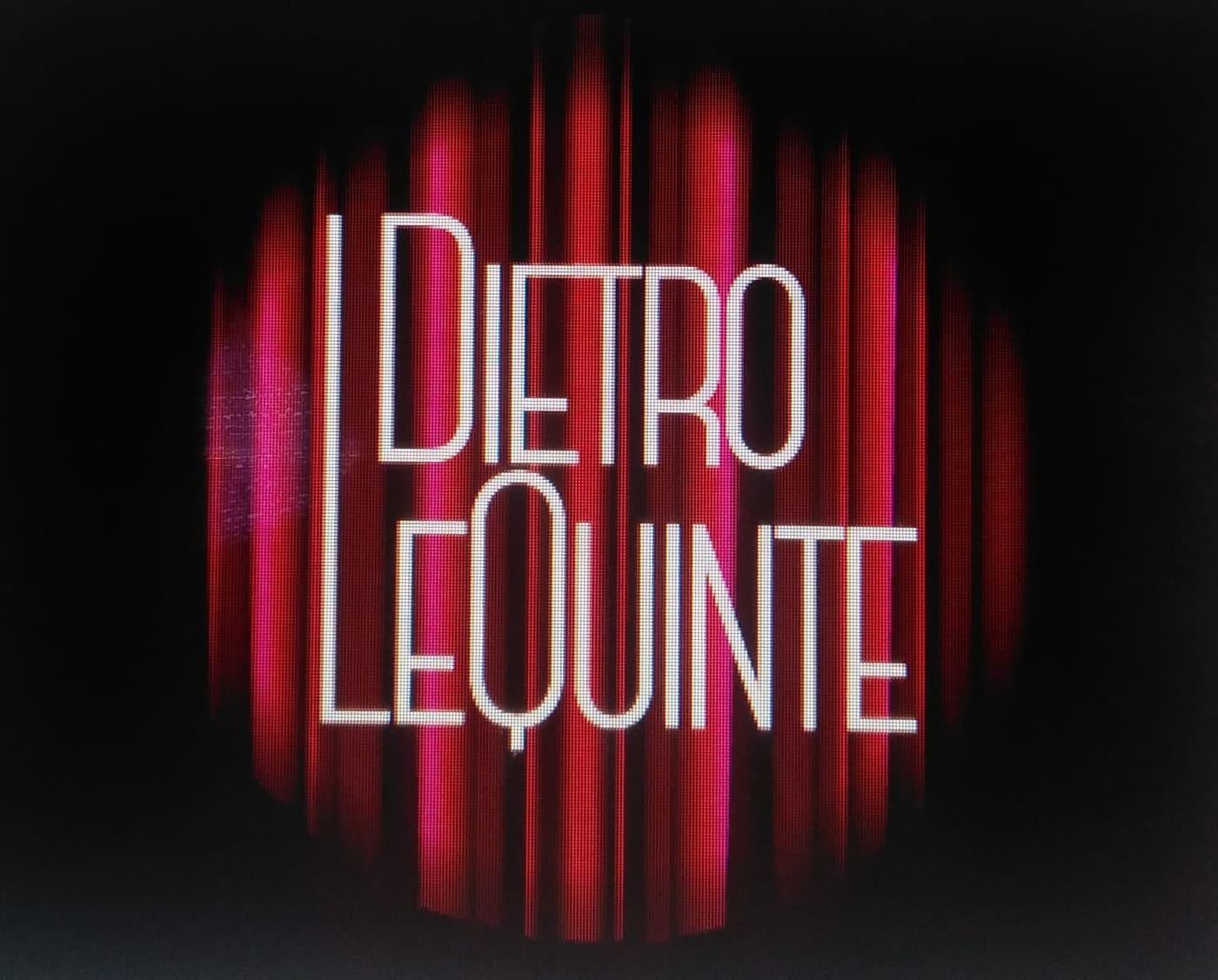 """""""DietroLeQuinte"""", un progetto per rilanciare il Teatro in Sicilia con un format televisivo"""
