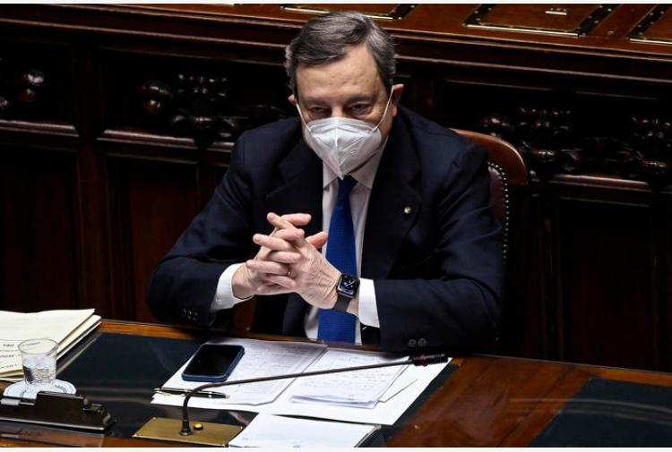 Il Governo Draghi scippa al Sud e alla Sicilia 77 miliardi di euro con la 'benedizione' di Lega, PD, Forza Italia e grillini