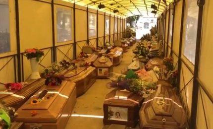 Palermo, nella città dove tutto va a rotoli, a cominciare dal cimitero dei Rotoli