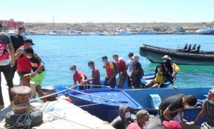 Lampedusa in zona rossa con gli sbarchi di migranti. Che fine hanno fatto la Lega e Matteo Salvini?