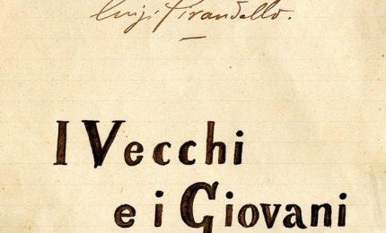 Pirandello e la Sicilia trent'anni dopo il 1860: fame, ingiustizie, malgoverno. Sembra il Governo Draghi di PD, Lega, grillini e Renzi!