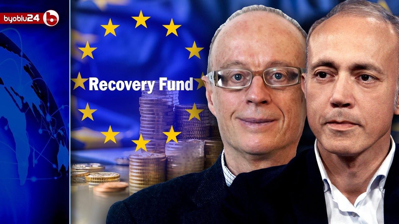 Il Recovery Plan visto da Byoblu: differenza tra Ue da una parte e USA e Giappone dall'altra parte