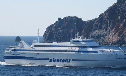 Trasporti marittimi 'a mare': in avaria anche la nave Isola di Stromboli impiegata nell'asse principale delle isole Eolie