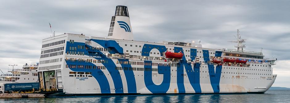 La GNV si è aggiudicata la fornitura per 5 navi da adibire alla quarantena dei migranti
