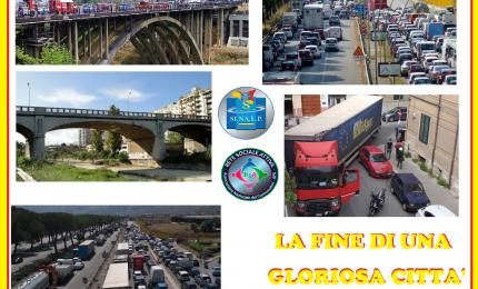 """I ponti Corleone e Oreto di Palermo? """"Si aspetta l'ineluttabile crollo, speriamo senza morti"""""""