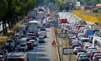 Palermo, caos ponte Corleone: mezzi pesanti in via Messina Marine, via Crispi e via Belgio. Tra qualche giorno sul ponte Corleone...