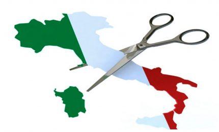Il 'dramma' del Partito Unico del Nord: vuole i soldi di Sud e Sicilia (Secessione dei ricchi) tenendosi però i voti dei 'terroni'.../ MATTINALE 496