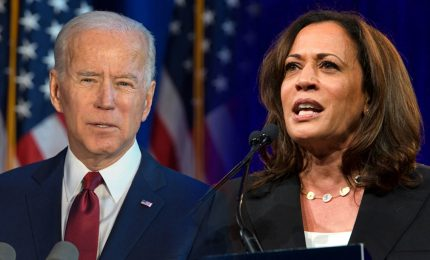 Joe Biden e Kamala Harris 'inseguono' Trump anche sul muro tra Stati Uniti e Messico/ SERALE