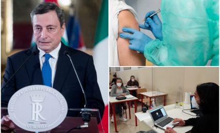 Il vaccino obbligatorio per medici e infermieri pena la sospensione dello stipendio è un errore del Governo Draghi e del Parlamento