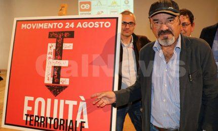 Chi ha paura del Movimento 24 Agosto per l'Equità Territoriale di Pino Aprile?/ MATTINALE 509