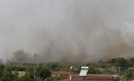 Palermo-Balestrate: un fine settimana di fuoco & veleni nell'aria (diossine e furani)/ MATTINALE 495