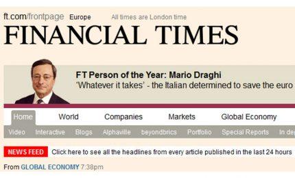 Lo 'spassionato' Financial Times ci invita a sbarazzarci di ENI, Snam, ENEL, Italgas, Poste Italiane, Leonardo... (VIDEO di Byoblu)/MATTINALE 527