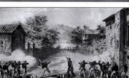 Resuttano si ribella a Garibaldi e ai mafiosi. E resiste quattro giorni con le armi in pugno. Ennesima pagina oscura dei Mille in Sicilia