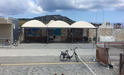 Le nuove stazioni marittime delle Isole Minori siciliane realizzate lo scorso anno sono in funzione?