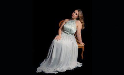 Domani sera la giovane cantante siciliana Federica Foresta debutta nel Rigoletto al Teatro Antico di Taormina