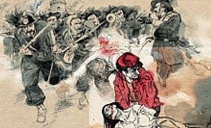 1861-1866: i piemontesi nel Sud e in Sicilia fucilavano chi capitava a tiro, tanto che intervenne Torino per bloccare le esecuzioni