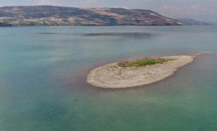 Nel lago della Galilea un'Atlantide inversa pronta ad affiorare per provocare una catastrofe?