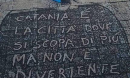 """Cinque sindaci dell'Etna: """"Disperati per la cenere"""". Hanno idea di cosa sia Palermo, tra munnizza e il Governo Musumeci?"""
