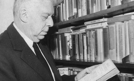 """Eugenio Montale: """"L'istruzione obbligatoria, il suffragio universale e il voto alle donne (tutte cose, purtroppo, necessarie)"""""""