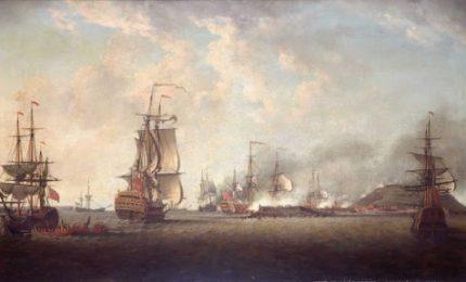 Già nel 1847 gli inglesi e la massoneria avevano deciso che il Regno delle Due Sicilie doveva scomparire
