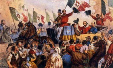 Garibaldi e la Sicilia 'conquistata': stragi (Bronte), inganni, brogli (la truffa del plebiscito) e altre vergogne/ Storia della Sicilia del professore Costa 43
