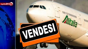 Stanno svendendo Alitalia per regalare il grande affare dei cieli italiani agli stranieri (tedeschi?)/ SERALE