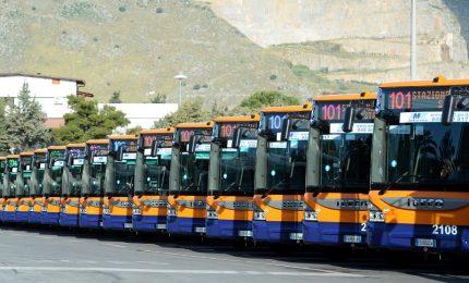 A Palermo domani sciopero dei Cobas dell'Amat dalle 8 e 30 di mattina alle 17 e 30