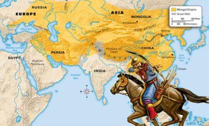 La Russia e la pesante eredità di Gengis Khan che pesa ancora oggi nei rapporti internazionali