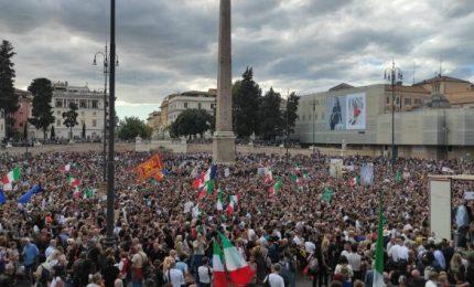 """Solidarietà scontata alla Cgil, ma la sinistra che bolla come """"fascisti' decine di migliaia di manifestanti è tragicomica"""