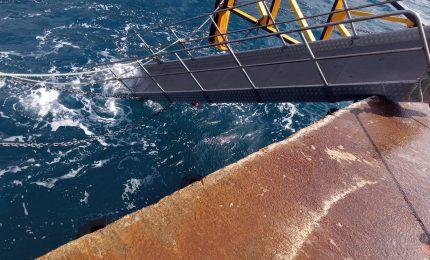 In tilt anche il pontile per gli aliscafi a Lampedusa. E guarda caso il servizio a Ottobre è stato sospeso...