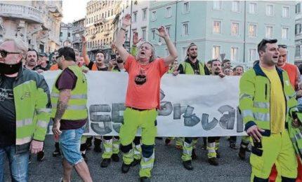 Arrivano nuove adesioni alla protesta dei lavoratori portuali di Trieste del 15 Ottobre ma Draghi ha deciso di sfidare la piazza