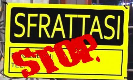 Grazie al Governo Draghi e al Comune mille e 400 famiglie a Palermo rischiano di finire in mezzo alla strada /SERALE
