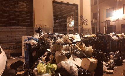 Palermo, nell'inferno di munnizza di via Napoli (a due passi da via Maqueda)